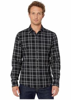 Michael Kors Finn Long Sleeve Slim Fit Shirt