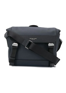 Michael Kors flap messenger bag