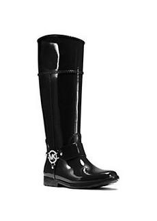 Michael Kors Fulton Logo Rubber Rain Boot