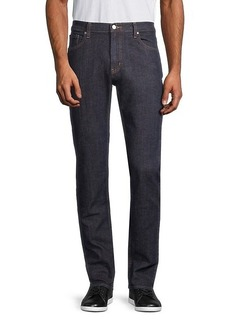 Michael Kors Grant Classic-Fit Tailored Stretch Jeans