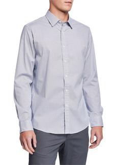 Michael Kors Griff Printed Sport Shirt