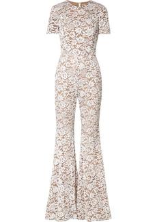 Michael Kors Guipure Lace Jumpsuit