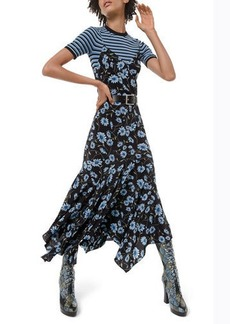Michael Kors Handkerchief Slip Dress