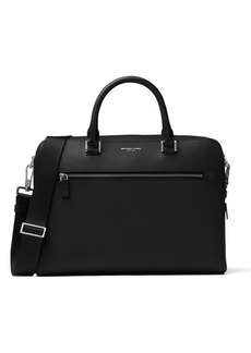 Michael Kors Harrison Leather Briefcase