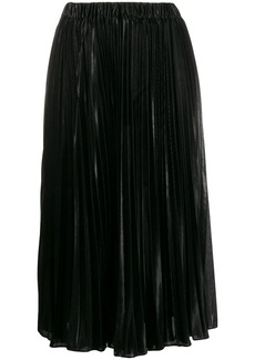 Michael Kors high-waisted pleated skirt