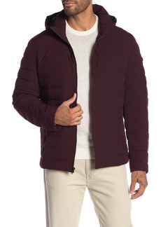 Michael Kors Hooded Puff Jacket