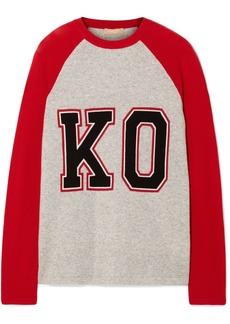 Michael Kors Intarsia Cashmere Sweater