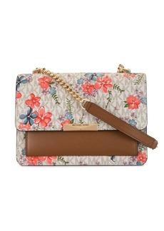 Michael Kors Jade floral shoulder bag