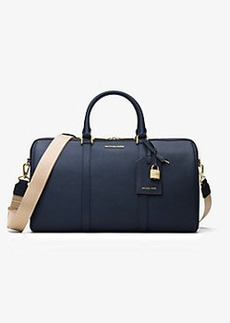 Michael Kors Jet Set Travel Large Leather Weekender