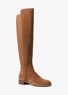 Michael Kors Joanie Over-The-Knee Suede Boot
