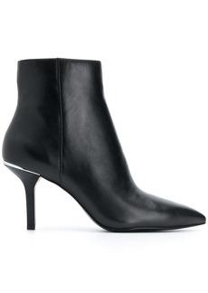 Michael Kors Katerina zipped ankle boots