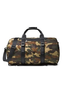 Michael Kors Kent Camo Backpack Duffle Bag