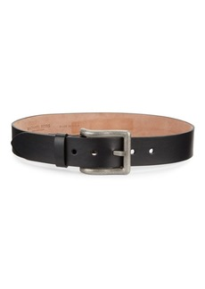 Michael Kors Lance Leather Belt