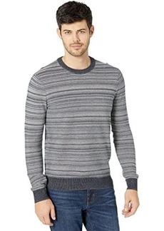 Michael Kors Links Stripe Crew Neck Sweater