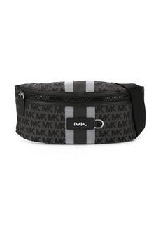 Michael Kors logo printed belt bag