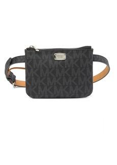 Michael Kors Logo PVC Belt Bag