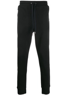 Michael Kors logo stripe track pants