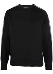 Michael Kors logo-trim jumper