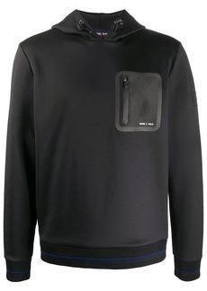Michael Kors x Tech long-sleeve hoodie