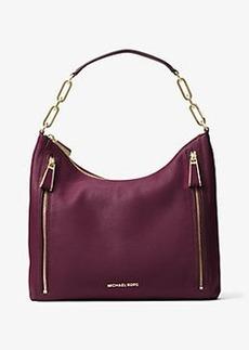 Michael Kors Matilda Large Leather Shoulder Bag