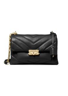 MICHAEL Michael Kors Medium Cece Quilted Leather Chain Shoulder Bag