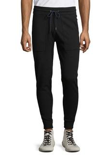 Michael Kors Men's Active-Stitch Jogger Pants