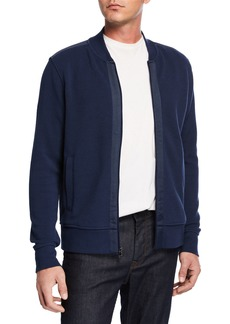 Michael Kors Men's Baseball-Style Jacket