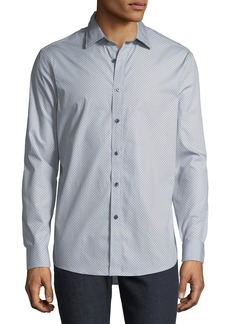 Michael Kors Men's Classic-Fit Sport Shirt
