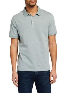 Michael Kors Men's Ice Cream Geo Print Polo Shirt