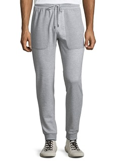 Michael Kors Men's Textured Cotton Sweatpants