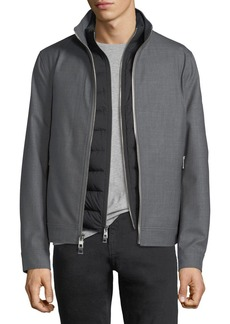 Michael Kors 3-in-1 Jacket w/ Vest Lining