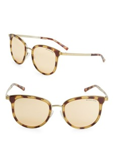 Michael Kors 51MM Wayfarer Sunglasses
