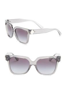 Michael Kors 55MM Square Sunglasses