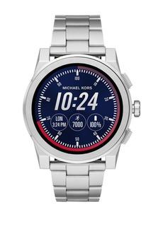 Michael Kors Access Grayson Stainless Steel Touchscreen Bracelet Smart Watch