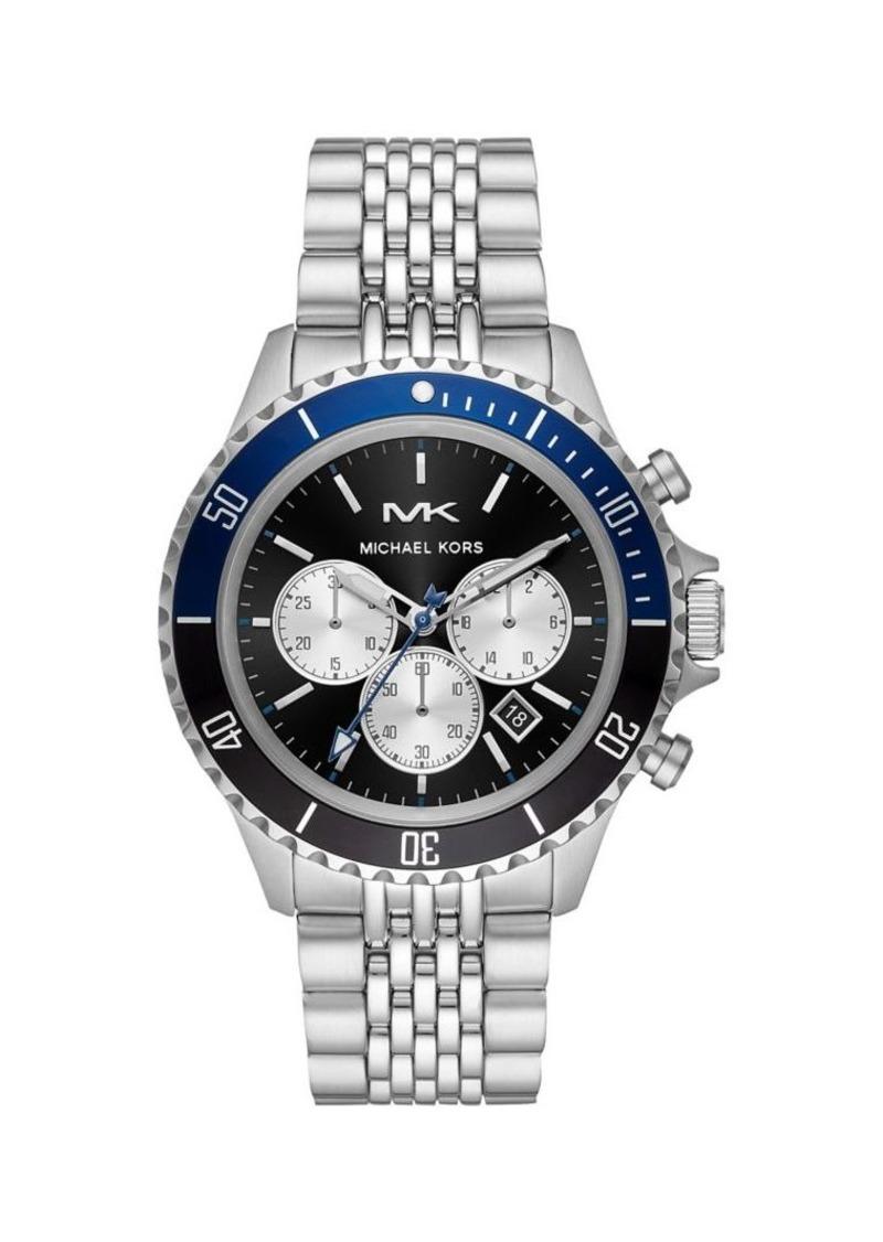 Michael Kors Bayville Stainless Steel 7-Link Bracelet Watch