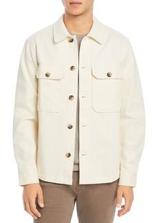 Michael Kors Bedford Stretch Corduroy Shirt Jacket