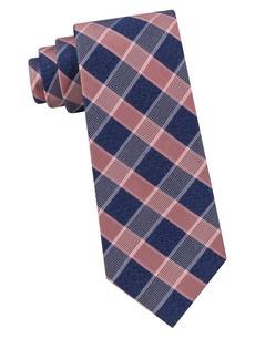 Michael Kors Boardwalk Plaid Tie