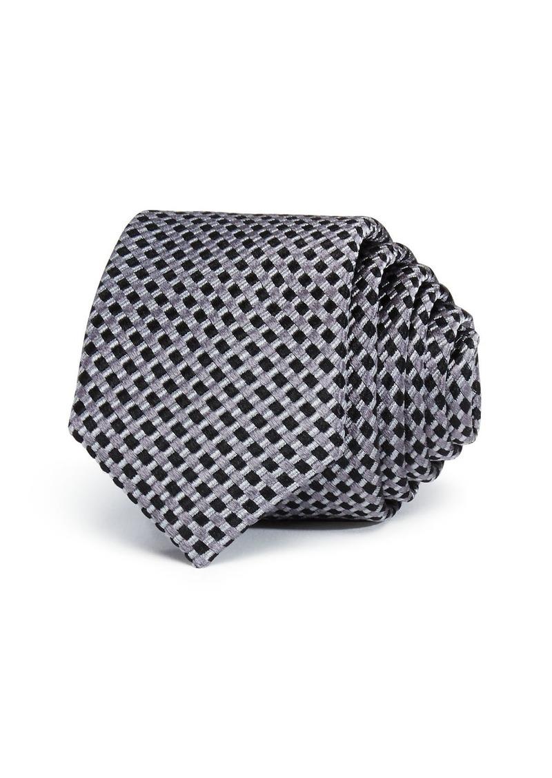 Michael Kors Boys' Royal Natte Silk Tie