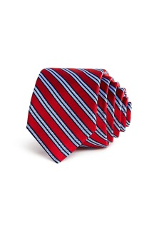 Michael Kors Boys' Striped Silk Tie
