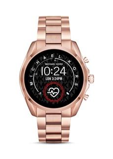 Michael Kors Bradshaw 2 Link Bracelet Touchscreen Smartwatch, 44mm