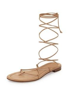 Michael Kors Bradshaw Lace-Up Gladiator Sandal