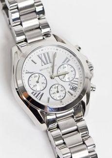 Michael Kors bradshaw watch in silver MK6174