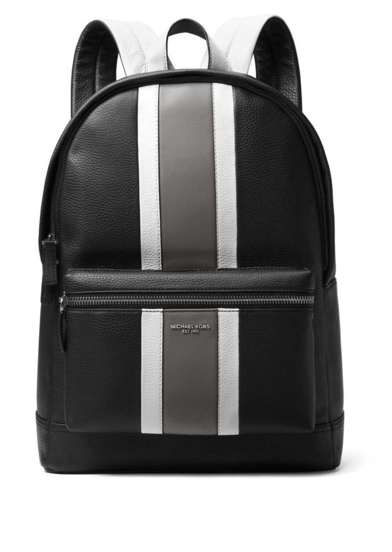 38b987c1f1f5ff Michael Kors Michael Kors Bryant Leather Backpack | Bags