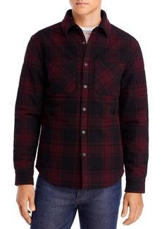 Michael Kors Buffalo Plaid Shirt