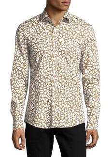 Michael Kors Burch Button-Down Shirt