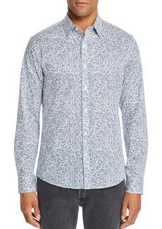 Michael Kors Cabot Slim Fit Dress Shirt
