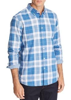 Michael Kors Classic Aleck Plaid Slim Fit Button-Down Shirt - 100% Exclusive