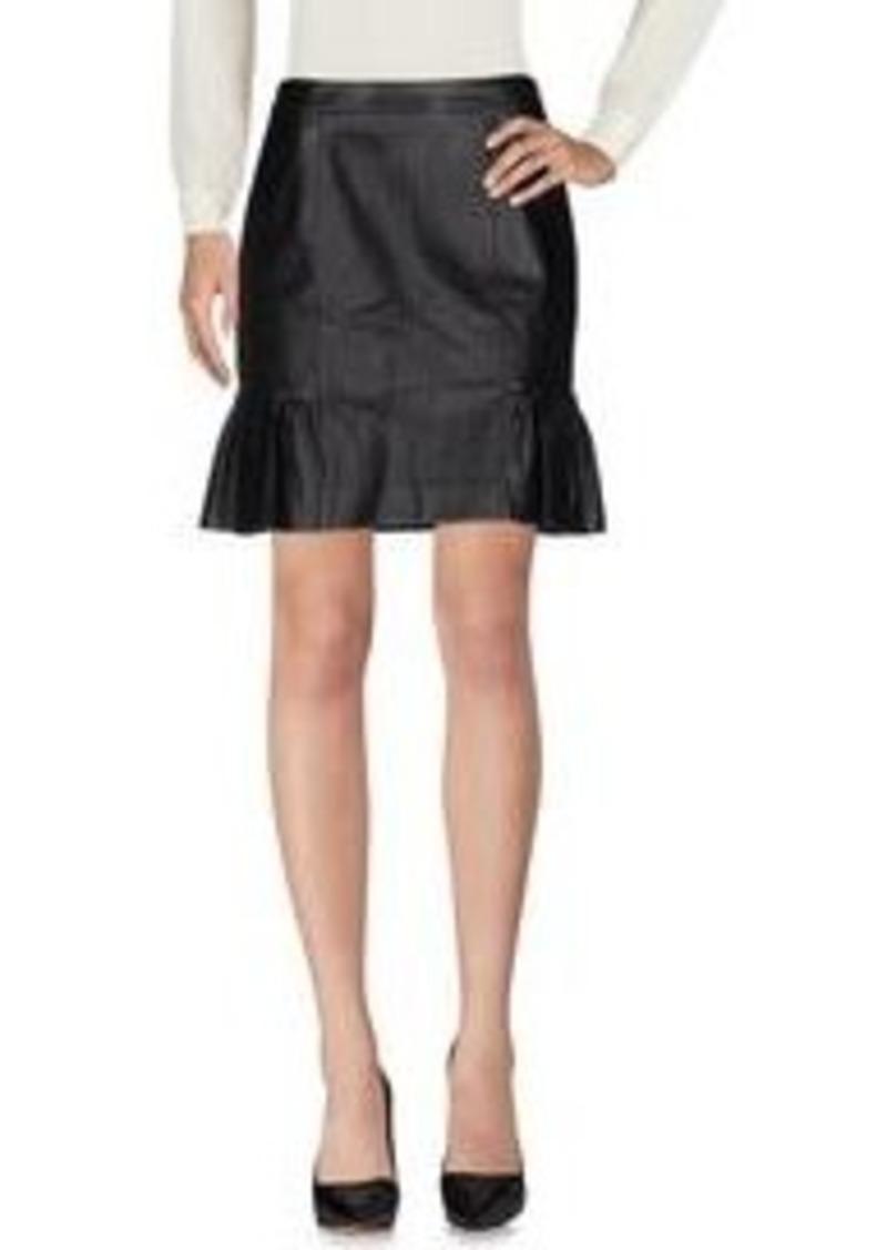 MICHAEL KORS COLLECTION - Knee length skirt