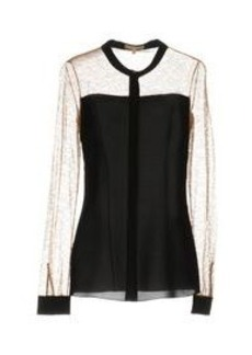 MICHAEL KORS COLLECTION - Lace shirts & blouses