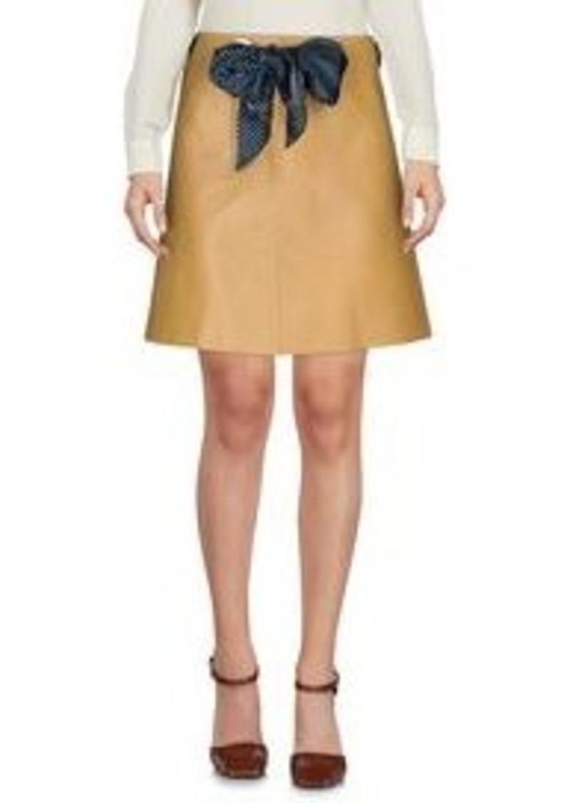 MICHAEL KORS COLLECTION - Mini skirt